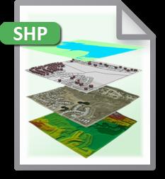 Shapefile : « Fichier de forme »