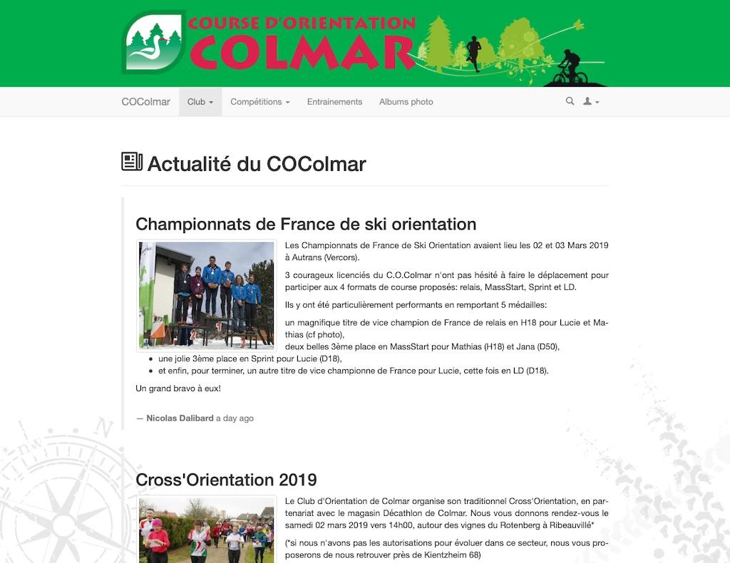 COColmar