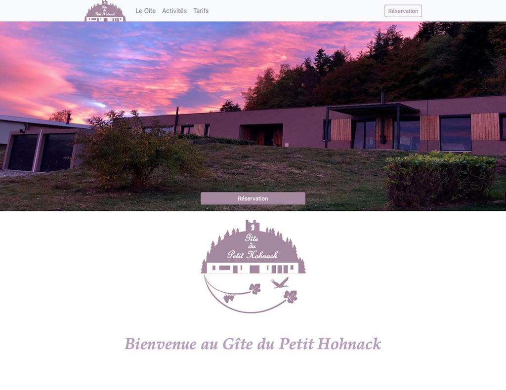 Gîte du Petit Hohnack