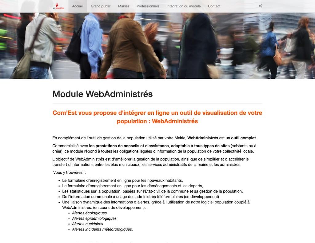 WebAdministrés