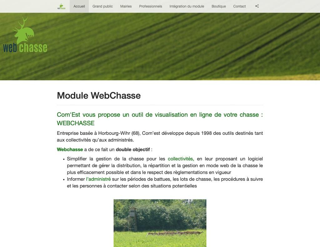 WebChasse