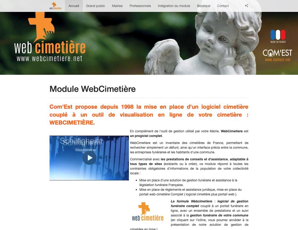 WebCimetière