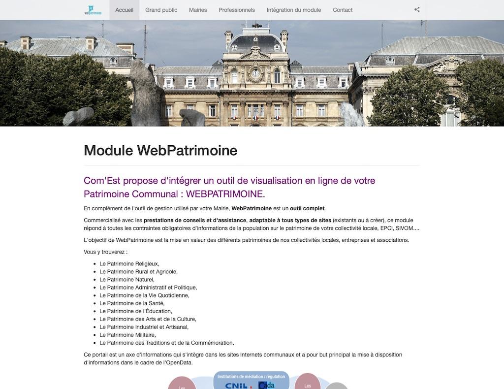 WebPatrimoine